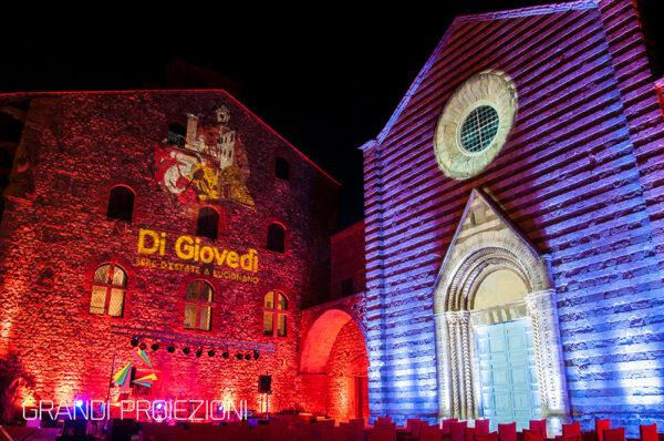 Illuminazione Architettonica DiGiovedì Lucignano