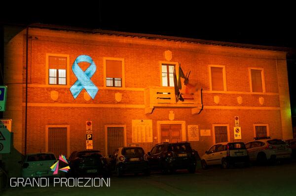 Illuminazione personalizzata comune Rapolano Terme