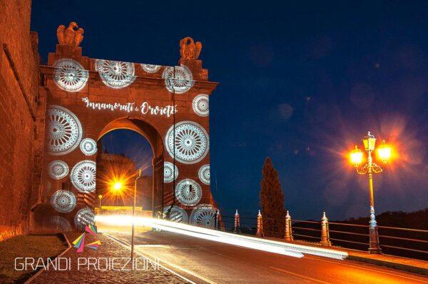 Proiezione Architetturale Porta Romana Orvieto