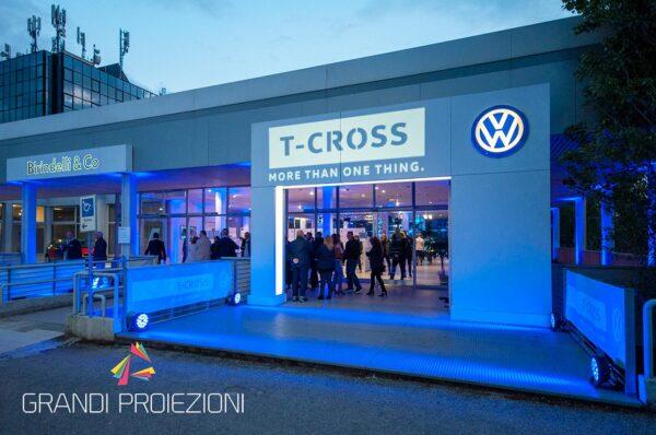 Proiezione Logo T Cross Birindelli