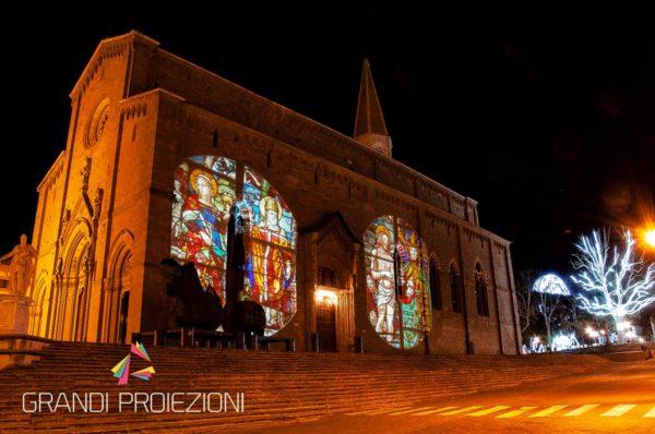 10)-Proiezione-Duomo-Arezzo
