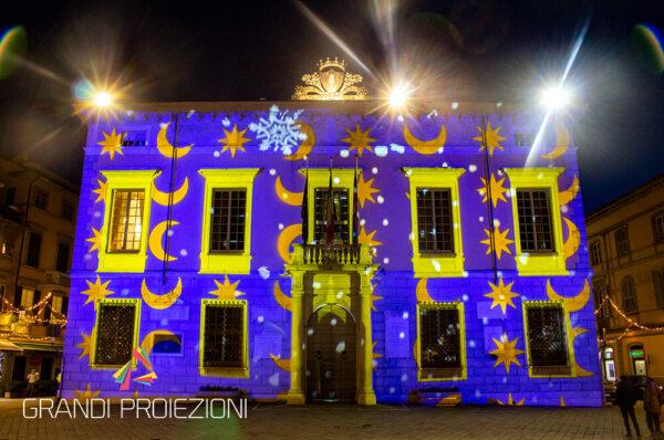 Proiezione architetturale Municipio Sarzana