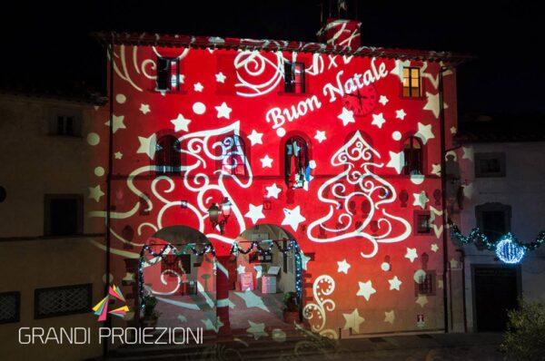Proiezione Natalizia Radda in Chianti